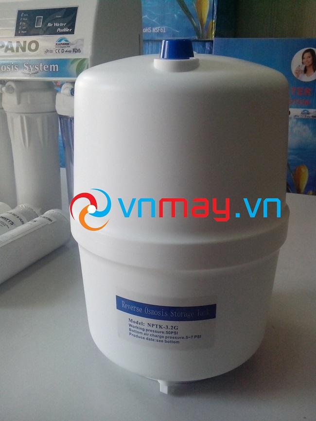 Bình chứa nước tinh khiết bằng nhựa cao cấp