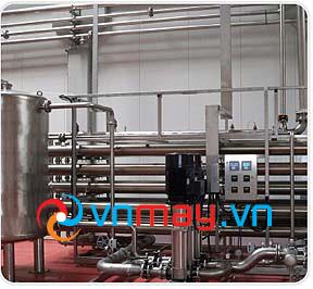 Dây chuyền máy lọc nước độ dẫn điện thấp