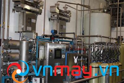 Dây chuyền máy lọc nước khử Ion