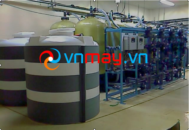 Hệ thống lọc nước điện trở suất cao