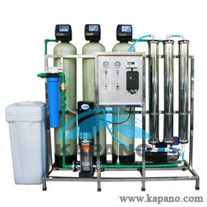 Hệ thống lọc nước tinh khiết Kapano thiết kế dạng Compact