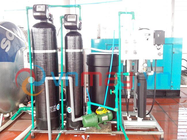 Hệ thống lọc nước sinh hoạt tinh khiết