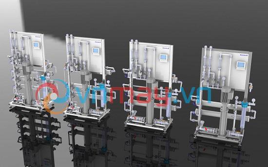 Máy lọc nước RO có kiểm soát độ dẫn điện