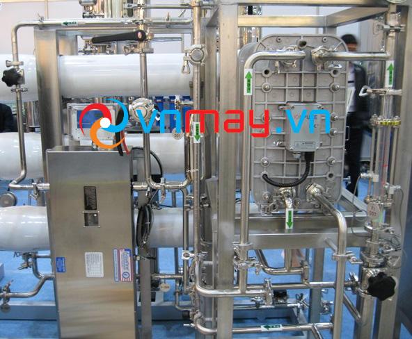 Hệ thống lọc nước khử Ion ứng dụng công nghệ RO và EDI