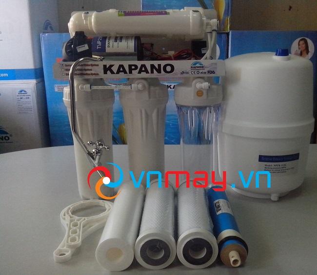 Máy lọc nước RO USA 5 cấp lọc Kapano