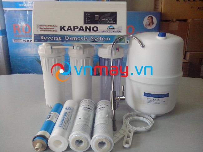 Máy lọc nước RO thông minh 5 cấp lọc Kapano