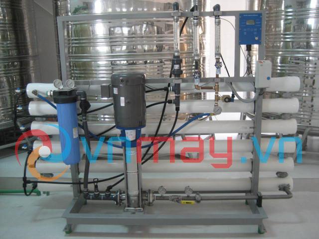 Máy lọc nước tinh khiết RO công nghiệp tự động hoàn toàn