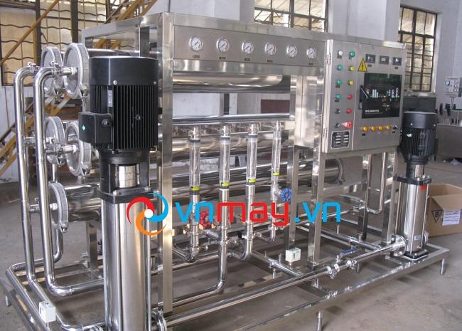 Máy lọc nước tinh khiết RO tự động