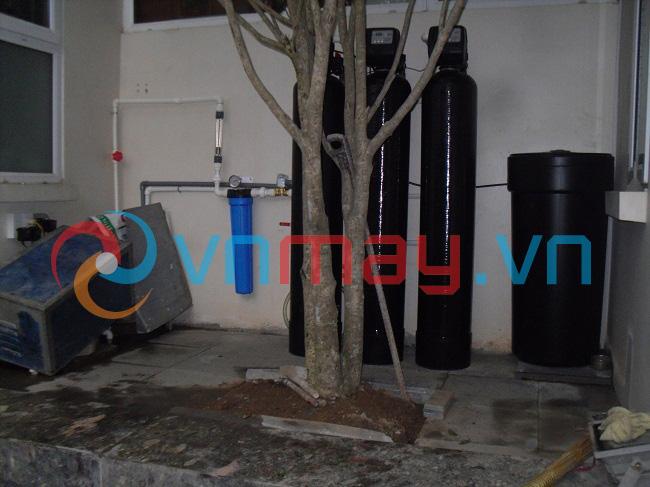 Hệ thống xử lý nước sinh hoạt Watts