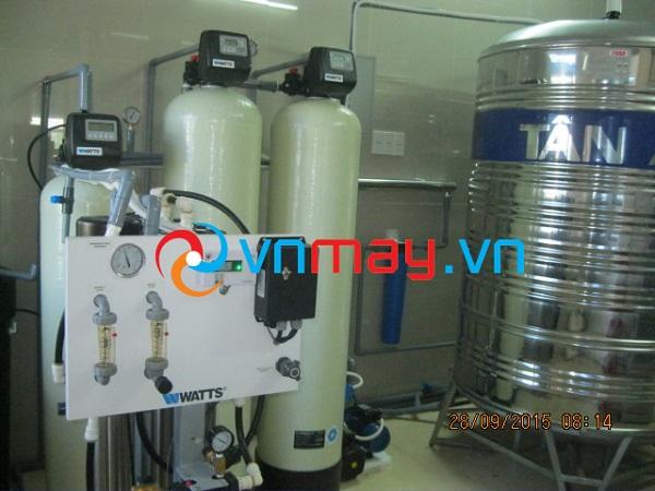 Hệ thống máy lọc nước chạy thận nhập khẩu từ Hoa Kỳ