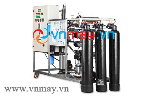 Tinh chế nước cho sản xuất dược phẩm, sản xuất điện tử, cho các bệnh viện, cơ sở y tế
