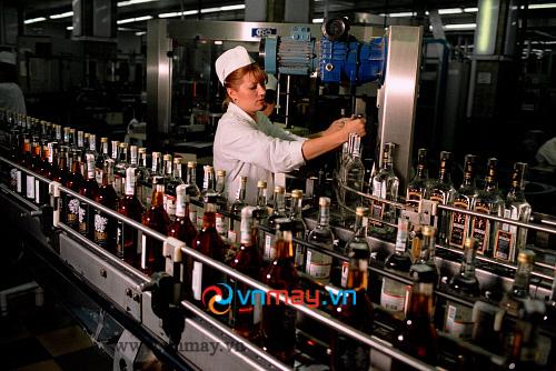 Dây chuyền sản xuất rượu