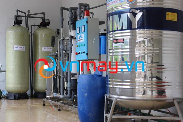 Hệ thống lọc nước sạch ứng dụng công nghệ tiên tiến từ Mỹ