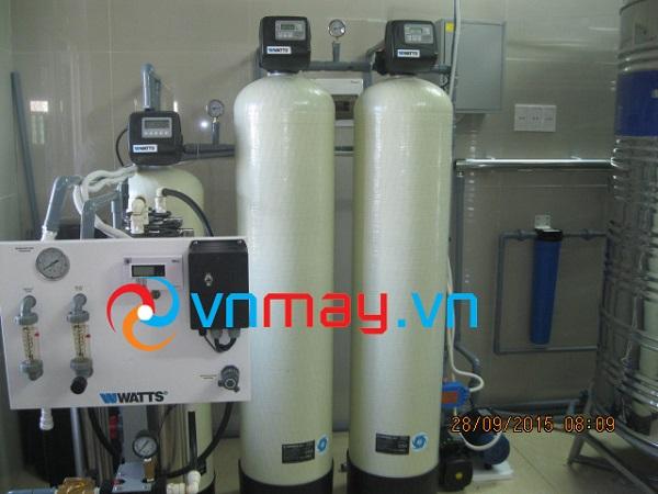 Máy lọc nước cho máy chạy thận có cấu tạo thông minh