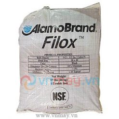 Hạt lọc khử sắt, Hydrogen Sulfide và Mangan Filox-R Watts - Nhập khẩu Mỹ-0
