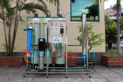 Dây chuyền lọc nước tinh khiết 350 lít/giờ Kapano-0