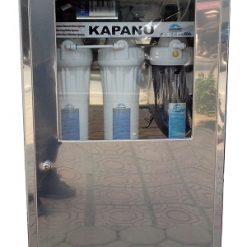 Tủ inox không nhiễm từ máy RO gia đình Kapano-0