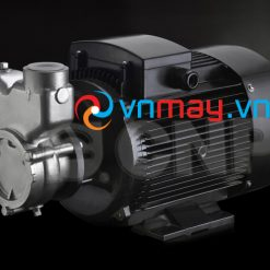 Máy bơm dung dịch khí tự mồi inox QY - CNP-0
