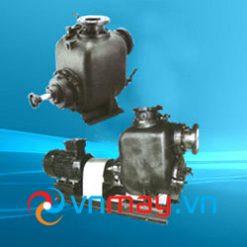 Máy bơm nước thải tự mồi không tắc nghẽn SP - CNP-0