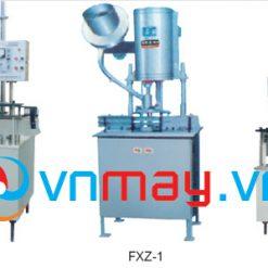 Máy đóng nắp chai nhựa, chai thủy tinh FXZ-0