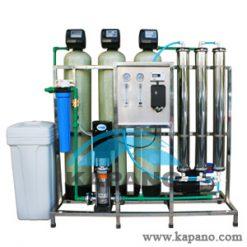 Dây chuyền lọc nước tinh khiết đóng bình 1000 lít/giờ Kapano-0