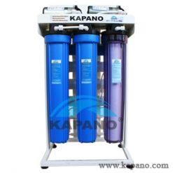 Hệ thống máy lọc nước tinh khiết trường học RO 5 cấp lọc 400 GPD Kapano-0