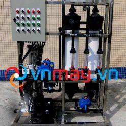 Máy lọc nước UF tự động 4 TPH-0