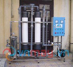 Hệ thống siêu lọc nước UF 6 m3/h Kapano-0