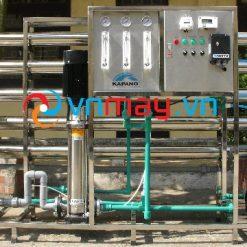 Hệ thống máy lọc nước tinh khiết công nghiệp 3000 lít/giờ Kapano-0