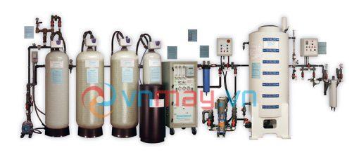 Hệ thống máy lọc nước chạy thận nhân tạo-0
