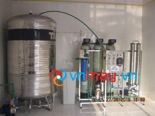 Hệ thống máy lọc nước tinh khiết ăn uống trực tiếp cho cán bộ công nhân nhà máy-0