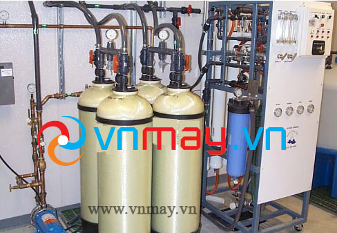 Hệ thống lọc nước RO DI cho sản xuất điện tử