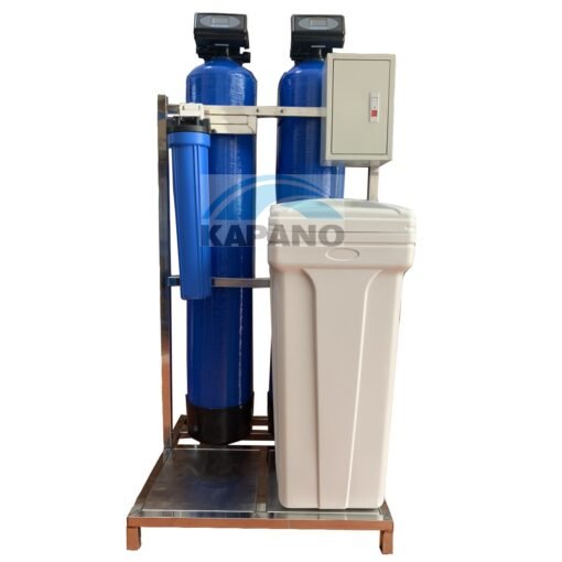 Hệ thống lọc nước sinh hoạt tổng 1500 lít/giờ Kapano WWS2-1500