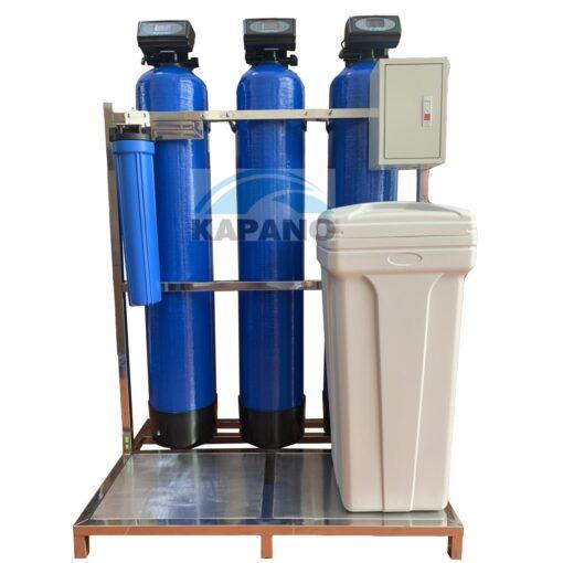 Hệ thống lọc nước tổng cao cấp 1500 lít/giờ Kapano WWS3-1500