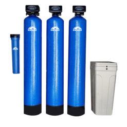 Hệ thống lọc nước đầu nguồn 1500 lít/giờ Kapano WWS3-1500