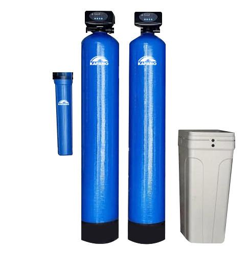 Hệ thống lọc nước sinh hoạt gia đình 1500 lít/giờ Kapano WWS2-A1500